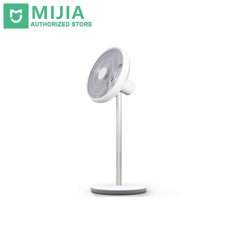Original Xiaomi Smart DC Frequency Stand Fan WiFi Phone APP Remote Control Built In 2800mAh Battery Comfortable Wind mx3 battery 3 battery m351 m355 phone b030 original built in battery