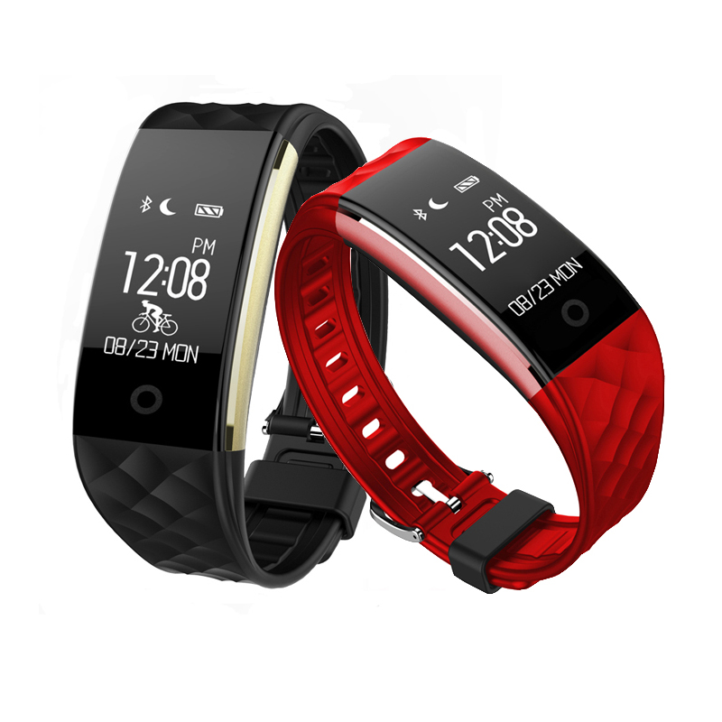Waterproof Bluetooth Smart Band S2 Smart Wristband Bracelet Heart Rate Pedometer Sleep Fitness Tracker for Android