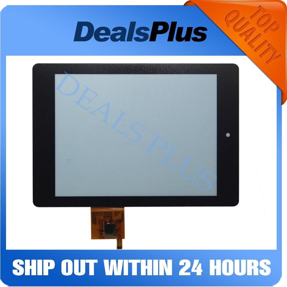 Replaceme Nouveau Verre de Numériseur D'écran Tactile Pour Acer Iconia Tab A1 810 A1-810 A1-811 8 pouces Noir