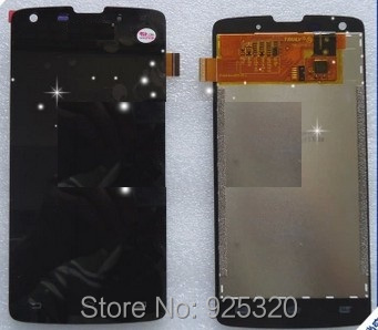 With tracking number, Original LCD display+touch screen assembly  for Philips W8510 CTW8510 Cellphone Xenium mobile phone