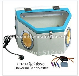 hot sale sand blaster / jewelry tools and equipment, mini Sandblaster средство dr brandt dr brandt dr011lwohk32