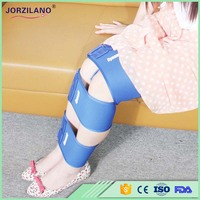 3 Belt Ajustable O X Leg Orthotic Tape Posture Corrector Legs Belt Curves Elastic Bandage High