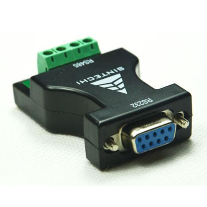 RS232 To RS485 Converter RS-232 RS-485 Adapter RS 232 485 Female Female RS 232 RS 485
