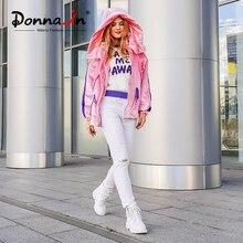 Donna-in/зимние Ботинки martin, женские ботильоны на платформе, белые мотоциклетные Ботинки на каблуке в стиле панк, женские зимние ботинки на меху со шнуровкой