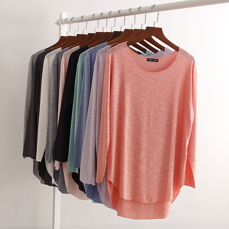 Blusa loose t-shirt 4