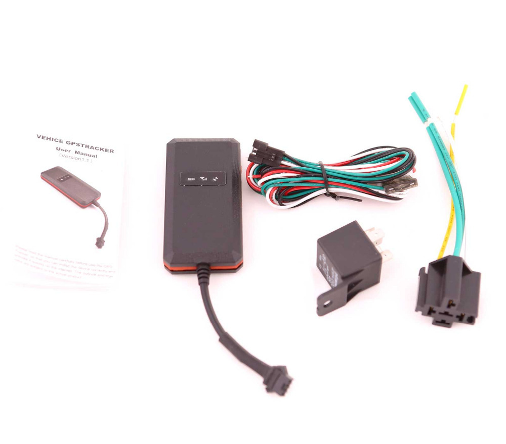 Quad Band Vehicle Gps Tracker Gt003 Realtime Car Gps Gsm Gprs Sms