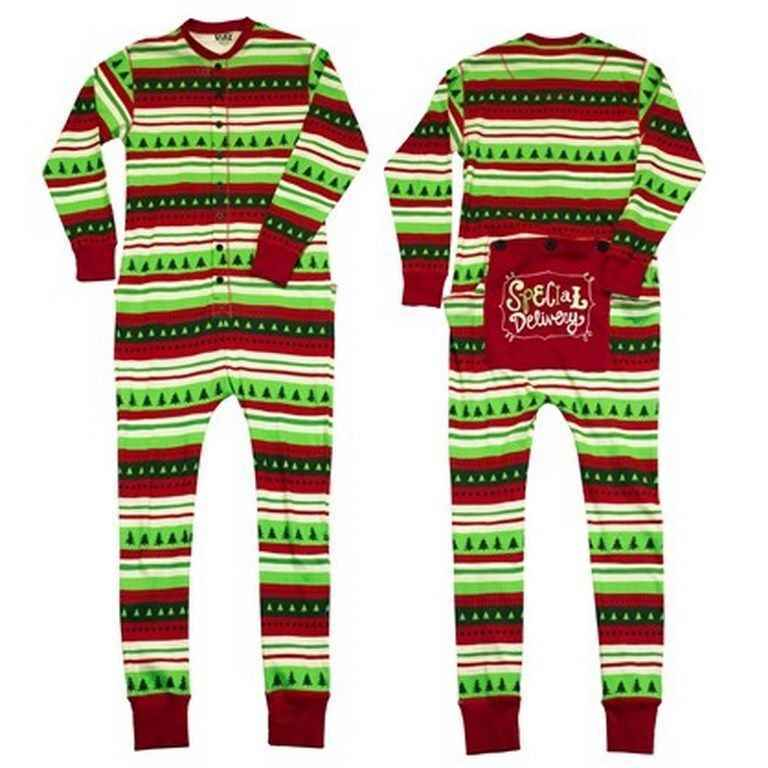 ... 2018 Family Look Onesies Christmas Pajamas Family Set Mother Daughter  Father Son Baby s Clothes Christmas Family 1606c77af