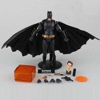 Childhood Memory SCI FI Revoltech Series NO008 Batman The Dark Knight PVC Action Figure Collectible Model