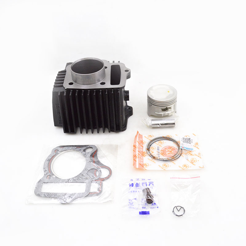 все цены на High Quality Motorcycle Cylinder Kit 50mm Bore For Dayang DY110-2E DY110-2F DY110-15A DY110-20A DY 110 Engine Spare Parts онлайн