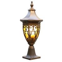 American household outdoor garden lamp aisle door wall lamp LED lawn waterproof column head wall headlamp LU808192