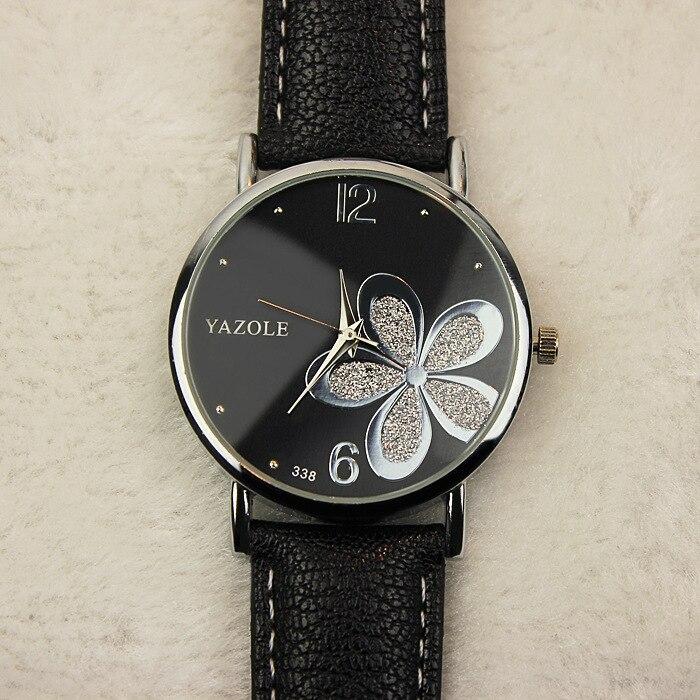 YAZOLE Flower Quartz Watch Women Watches 2018 Brand Luxury Fashion ...