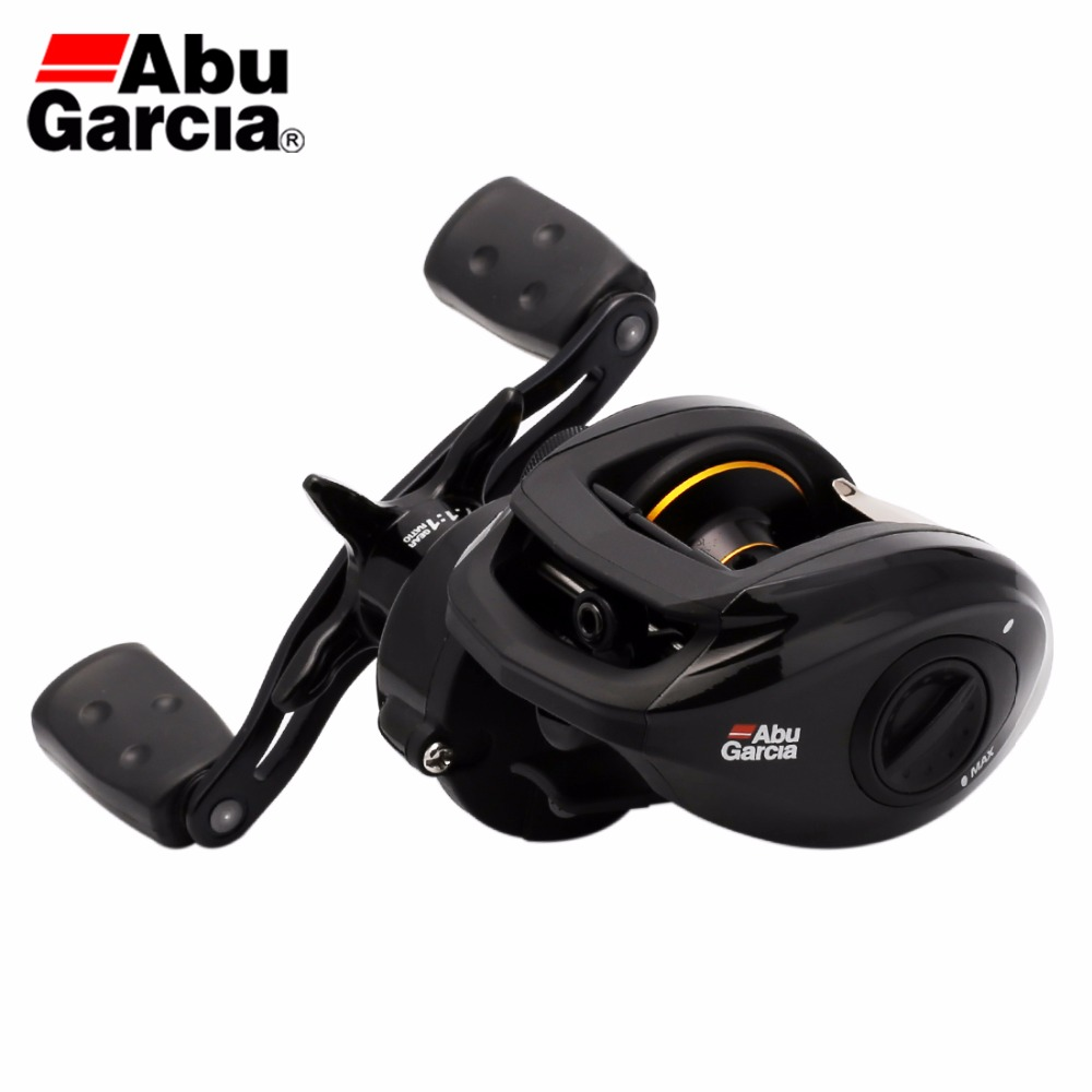 New Abu Garcia Brand Fishing Reel Pro Max3 PMAX3 Right Left Hand Bait Casting 8BB 7.1:1 207g Drum Trolling Baitcasting Reel цена