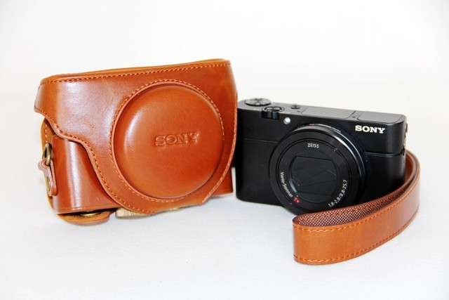 sony cyber shot rx100 case
