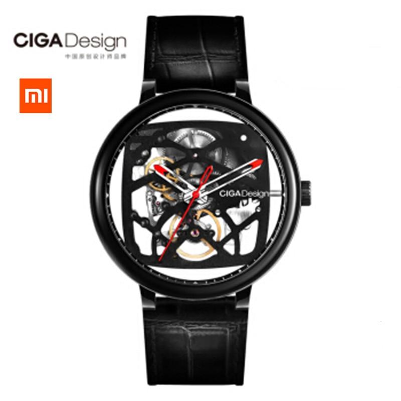 Original Xiaomi CIGA Design Series Mechanical Wristwatches Fashion Luxury Watch Men Women iF Design Gold Award Designer Brand