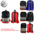 LA racing-JDM car style For BRIDE racing backpack Special Design School JDM Bags Used bride fabric and PU leather SP