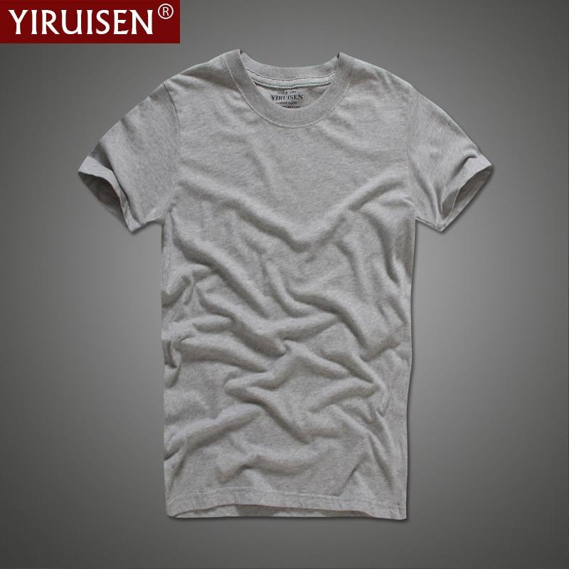 Top Quality Mens T Shirts Fashion 2018 Short Sleeve 100% Cotton T-shirt Summer Brand Shirts Casual Male Tops & Tees Clothing