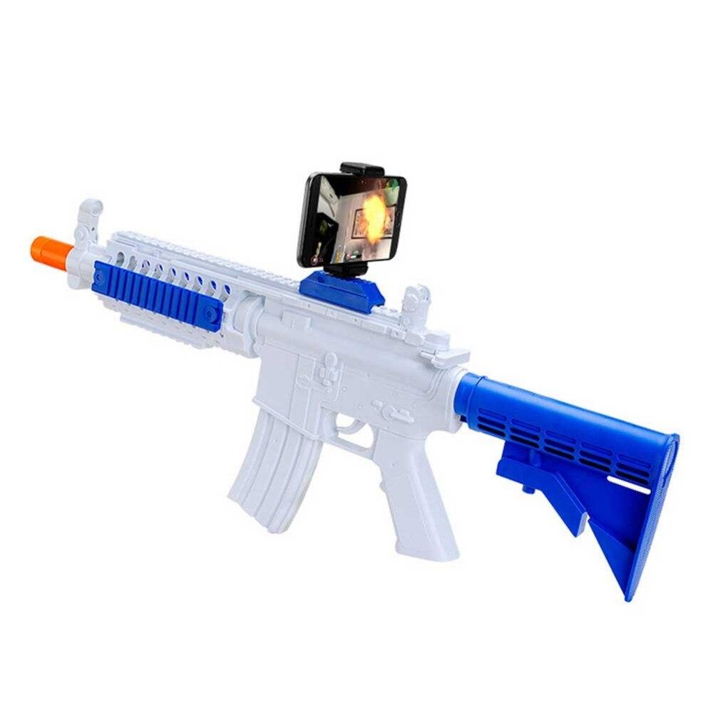 OIVO ar-gun Android iOS pour iPhone téléphones Portable Bluetooth nouveau style 3D VR jeux matière plastique jouet AR jeu pistolet
