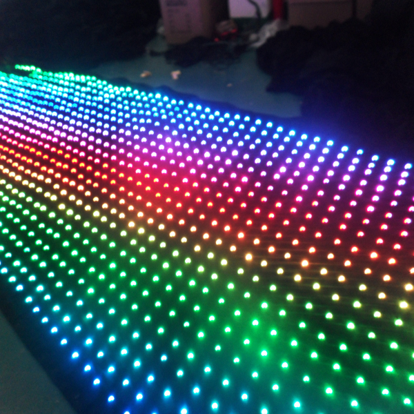 video led stage curtain