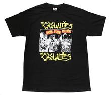 a7a96c0bbe5 The Casualties Punk Band Embroidered Graphic T-Shirt Print T Shirt Fashion  Short Sleeve New Funny Brand Clothing Top Tee