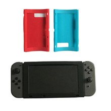 Silicone Rubber Soft Host Display Screen Protective Skin Cover Case For Nintend Switch NS Console protector Shell Replacement