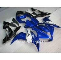 ABS части мотоцикла для YAMAHA YZF R1 2004 2005 2006 черный белый синий комплект обтекатель R1 04 05 06 обтекатели установить C81 Полный инъекции