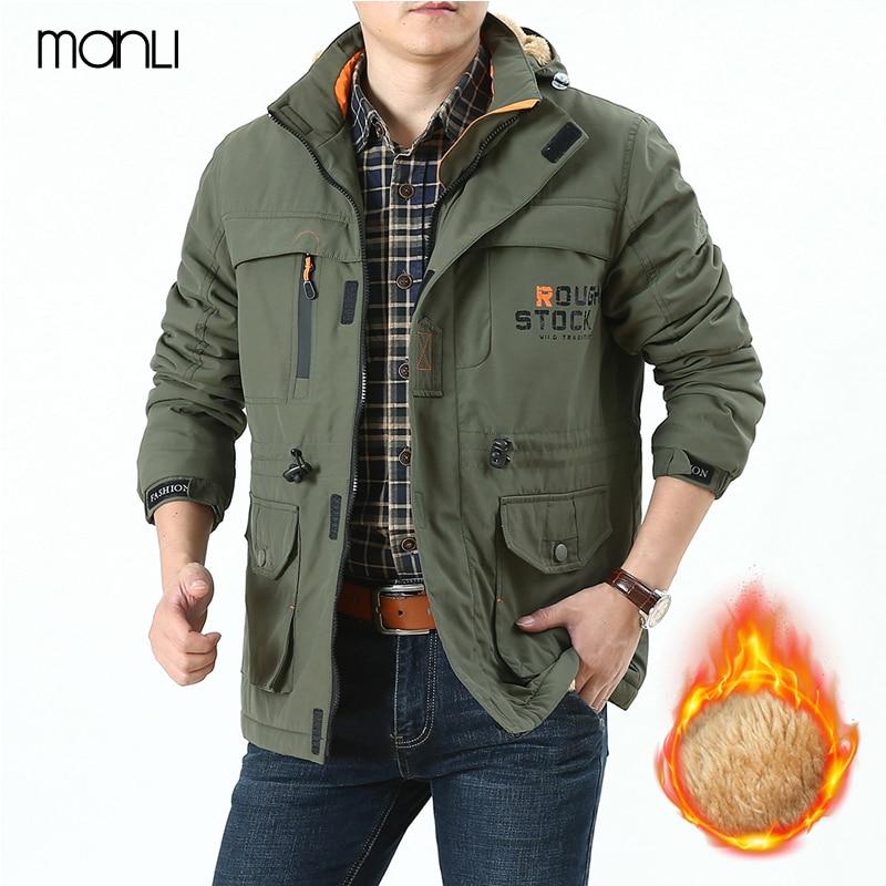 все цены на Military Tactical Jacket Men 2018 New Mens Softshell Hiking Jackets Outdoor Male Climbing Hooded Fleece Winter Warm Fleece Coat