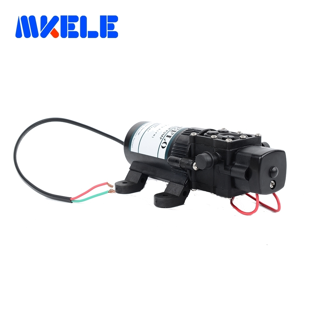 Fl 2203 12v Dc Diaphragm Pump Vacuum Mini Submersible Wiring Diagram Water Pumps 40m Lift Free Shipping In From Home Improvement On