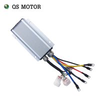 Kelly Controller QSKBS72181E,200A,MINI BRUSHLESS CONTROLLER for electric in wheel hub motor
