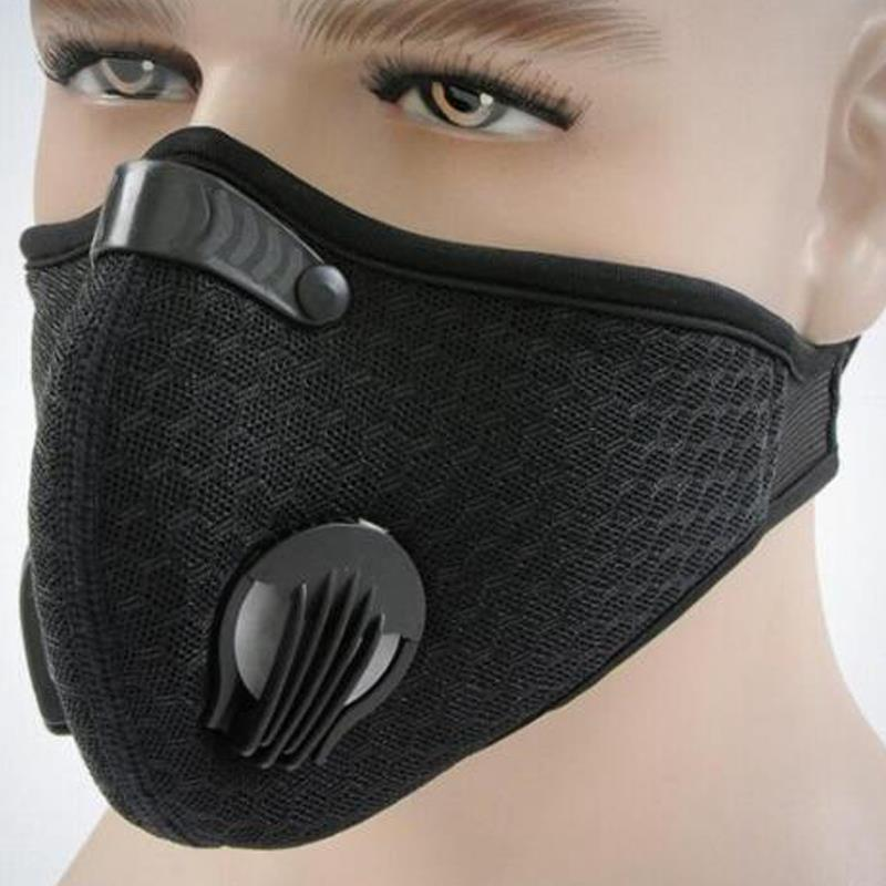 Anti-Dust Fog Respirator Mouth Face Mask Filter For Bike Bicycle Cycling Hiking                                               #8