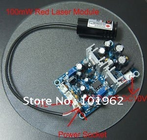 Selling 100mW 405nm Violet Laser Diode Module with TTL 30K -Free shipping nm 2fe2w router module 100% test