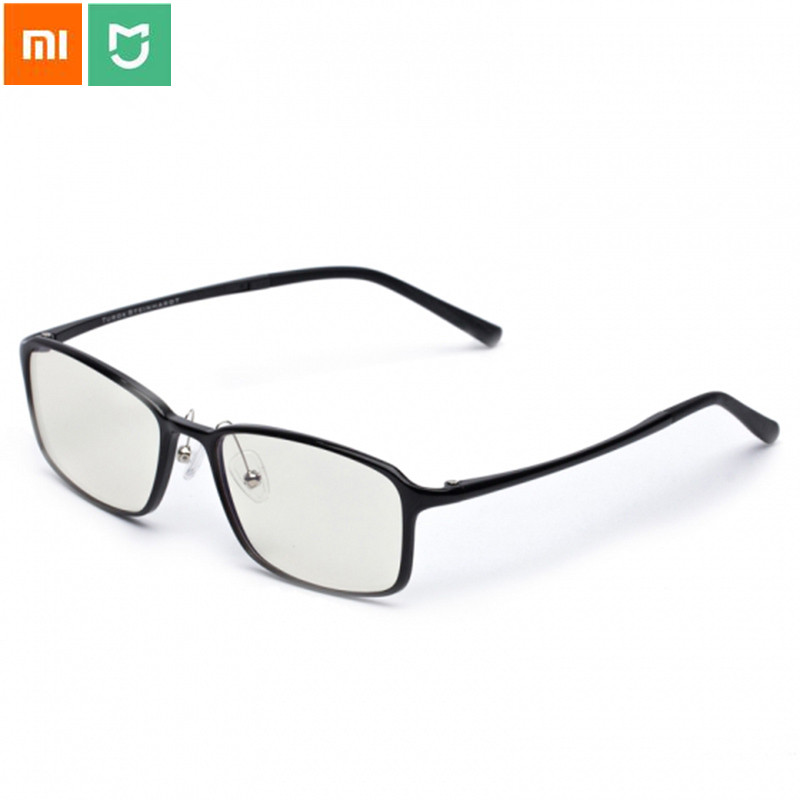 New Xiaomi Mijia Anti-blue-rays Protective Glasses Eye Protector For Man Woman Play Phone Computer Games PK Roidmi B1