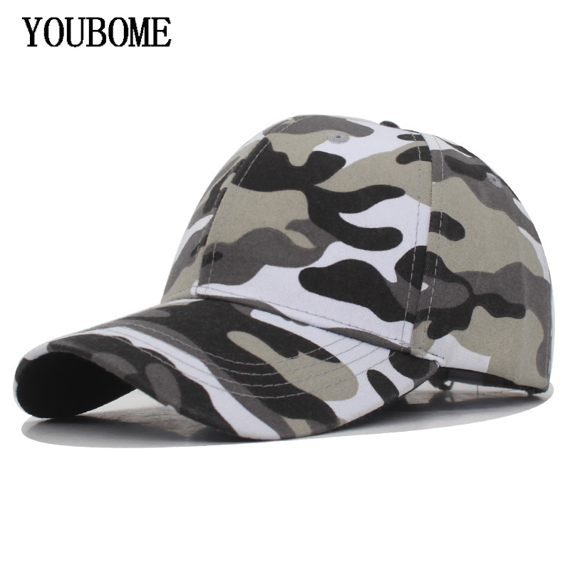 fcc8ca19a3a Details about AKIZON Fashion New Brand Men Baseball Cap Camouflage Snapback  Caps Hats For