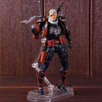 Deathstroke Terminator Complex Amazing Yamaguchi Powered By Series No.011 Action Figure Collectible Model Toy