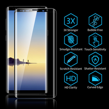 ESR 3D Curved Tempered Glass Screen Protector Film for Samsung Galaxy Note 9