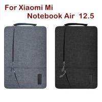 Fashion Sleeve Bag For Xiaomi Mi Notebook Air 12 5 Inch Laptop Pouch Case Handbag Protective