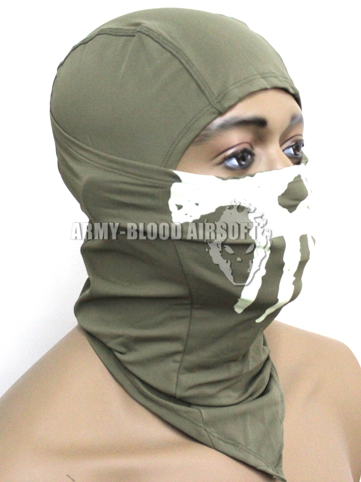 EMERSON GHOST RECON HOOD luminous skull caps ski mask (OD) on  Aliexpress.com  5f8a8a4afb3