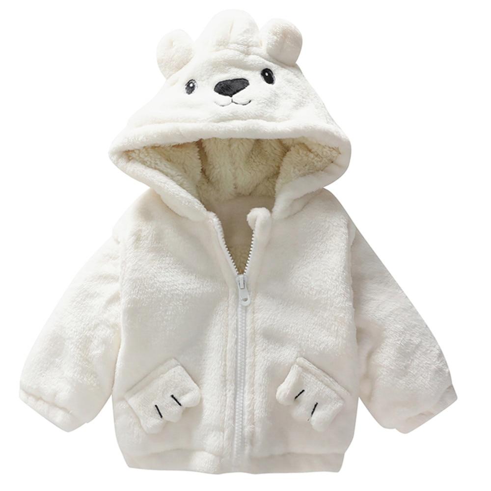 1325e2b944f0 Dropwow Character Pattern Toddler Coats Girls Boys Baby Infant Boy ...