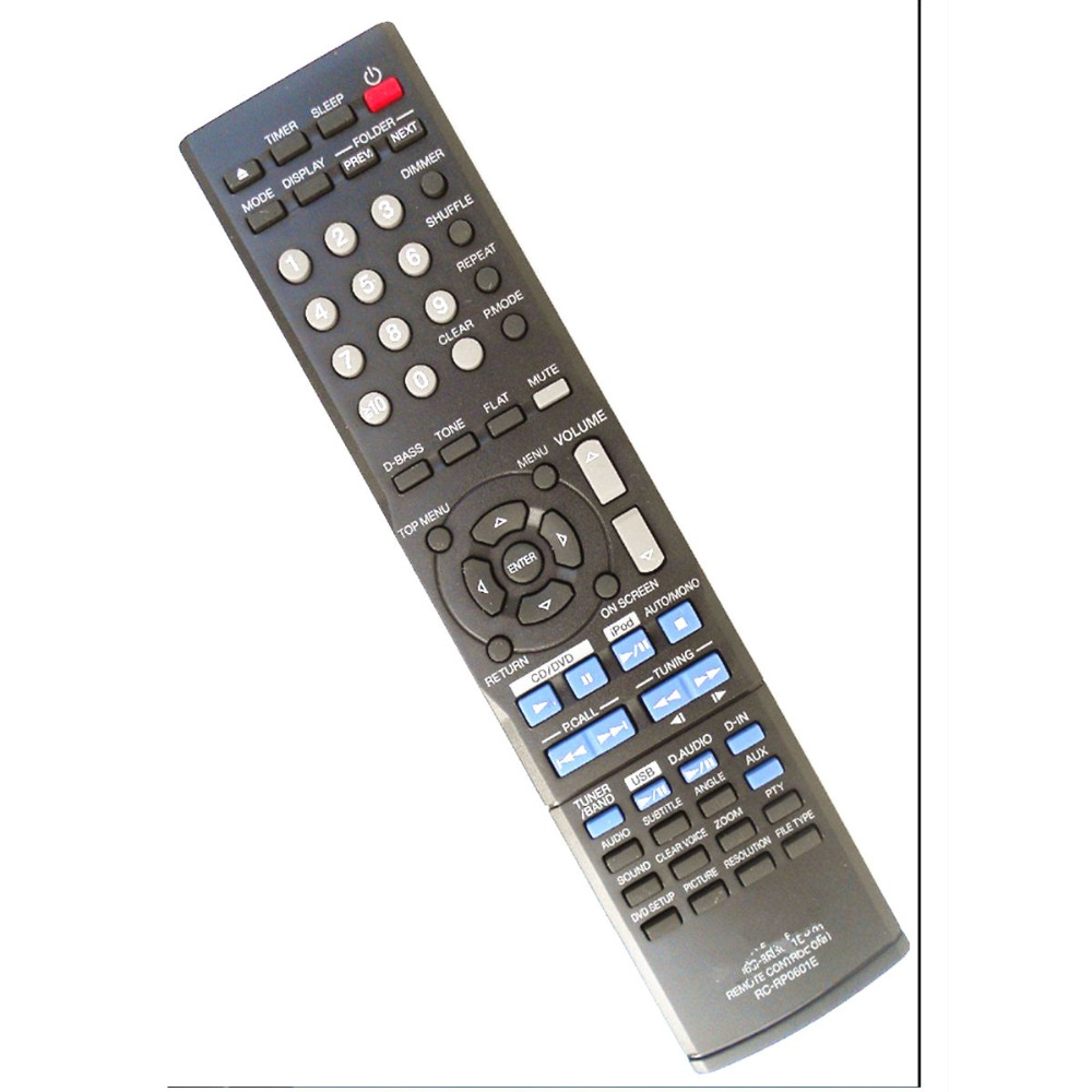 remote control suitable for KENWOOD RC-RP0601E  Home Theater Amplifier CD DVD  speaker e mu cd rom