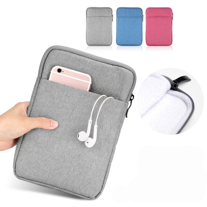 6 pouce Manches Tablet Cas pour Pocketbook 626 Plus 622 623 624 626 PouchKindle 8/Kindle Paperwhite 2ème 3ème Voyage 7e 8e + stylus