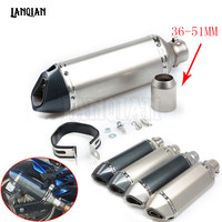 Exhaust Pipe Mt07 Melhor Preço