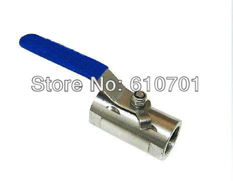 2 BSP Female Thread Connection Full Ports Stainless Steel Ball Valve Plumbing Pipe Fittings Water Air Gas km9801 kemei rechargeable electric hair clipper razor barber cutting beard trimmer professional hair trimmer shaving machine