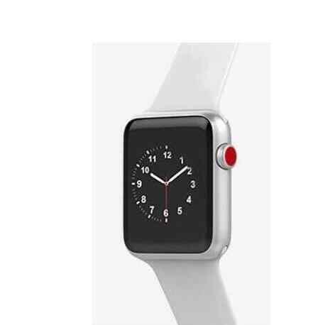 Monitor de ritmo cardíaco Bluetooth reloj inteligente de serie 4 42mm Smartwatch para apple watch iphone 6 7 8 X Samsung sony teléfono Android
