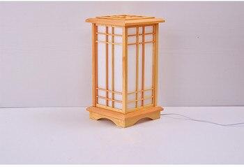 Nostalgische Japanse Vloer Lamp 2