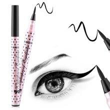 2016 Hot selling Black Eyeliner Pencil Makeup Waterproof Beauty Natural Eyes Pen Eye Liner Pencil Liquid Cosmetics Long Lasting