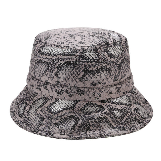 Men Women Snakeskin Pattern...