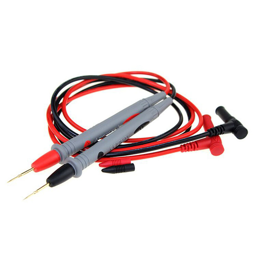 Factory price Hot Selling Universal Digital Multimeter Multi Meter Test Lead Probe Wire Pen Cable Free Shipping