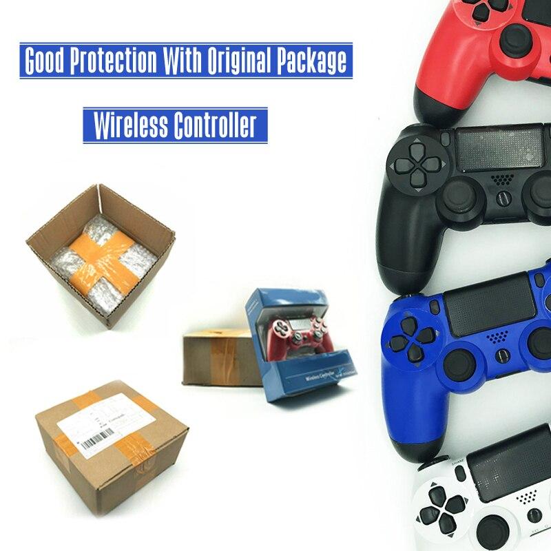 Pour PS4 Contrôleur Sans Fil Bluetooth Gamepad Controller pour Sony Playstation 4 Pour Dualshock 4 Joystick Gamepad Gros