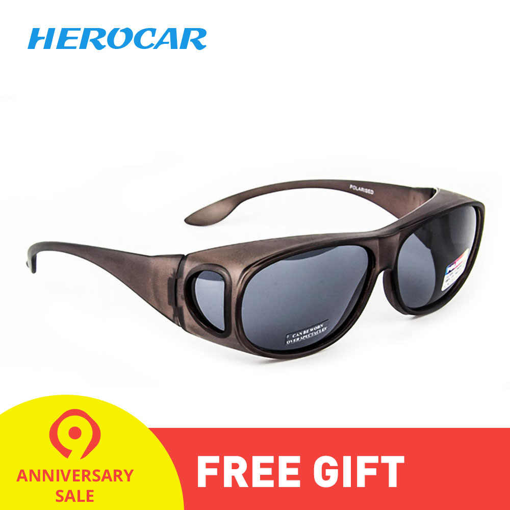 4471cc07f4 Vintage Polarized Motorcycle Goggles Motocross Glasses UV Protective  Windproof Riding Retro Motorbike Biker Moto Helmet Glasses