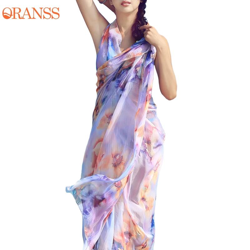 5 цветов Для женщин пляжные шаль Многофункциональный Лето пляжное платье Для женщин мягк ...