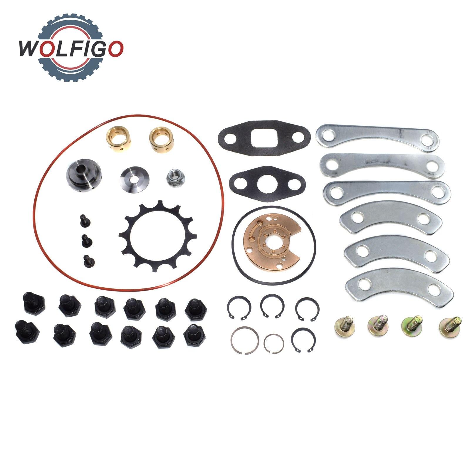 Precision T3 T4 360 Thrust Rebuild Kit: Aliexpress.com : Buy WOLFIGO New Turbo Charger Repair